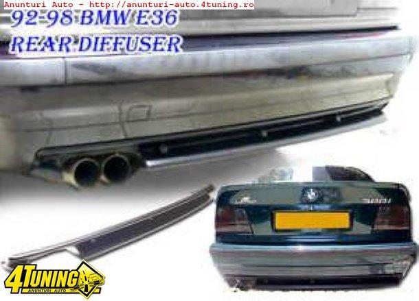 Difuzor Bara Spate M3 E36