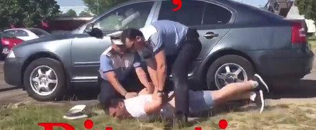 Din fericire, Politia Rutiera din Pitesti nu este bataia de joc a taximetristilor