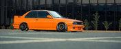 Din pasiune pentru perfectiune: Radiografia unui BMW M3 E30 complet modificat