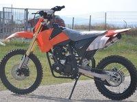 Dirtbike Nitro Hurricane 250cc
