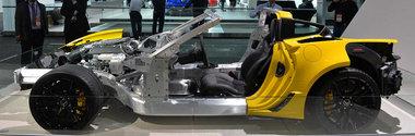 Disectia noului Chevy Corvette Z06. Cele mai importante detalii ale supercarului american