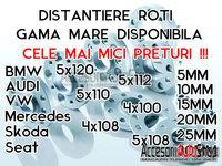 Distantiere Roti BMW Seria 1- PROMO 220 RON SETUL 2 BUCATI