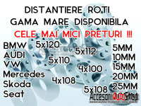 Distantiere Roti BMW Seria 7 - PROMO 220 RON SETUL 2 BUCATI