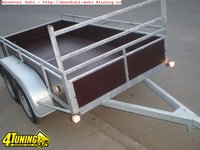 Diverse Vehicule Platforme 2 axe 749 kg
