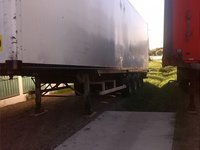 Diverse Vehicule Semiremorca furgon Semiremorca Frejat ST 3400
