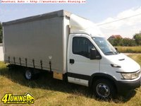 Diverse Vehicule Utilitare IVECO Daily 35C14 Camioneta cu prelata Autoutilitara Furgon