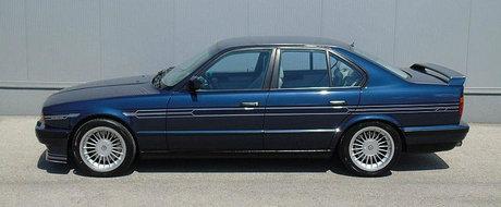 Doar 507 au fost fabricate, unu-i de vanzare. Cat costa acest exclusivist Alpina B10 BiTurbo