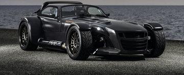 Donkervoort D8 GTO se da de partea intunericului cu noua editie Bare Naked Carbon