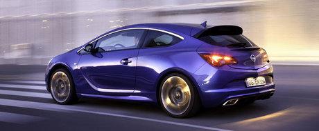 Doua premiere mondiale Opel la Salonul Auto de la Geneva 2012