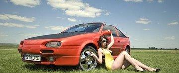 DroTuning Star: Nissan 100 NX by Cristi