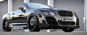 Drumul spre inalta societate: Bentley Continental GTC by Prior Design