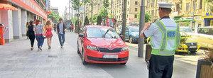 Dupa ridicarea masinilor, MAI vine cu o alta bomba: interzicerea parcarii pe trotuar