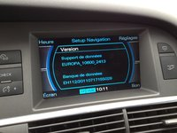 DVD AUDI MMI harti navigatie A4 A5 S5 A6 A8 Q7 editia 2016 Romania Europa