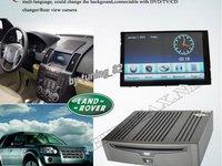 DVD AUTO Navigatie Dedicata LAND ROVER FREELANDER 2 DISCOVERY 3 Gps Tv Carkit Usb Divx Model 2012