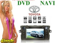 Dvd Auto Navigatie Dedicata Toyota Auris 2007 2012 Witson W2 C028 Platforma S100