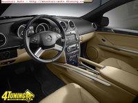 Dvd Auto Navigatie Dynavin Eco Mbml Dedicata Mercedes Benz GL X164 ML W 164 Platforma D95 Internet 3g Carkit Gps Usb Tv Ipod Microfon Extern Carkit Si Camera Video Cadou Luna Aceasta!