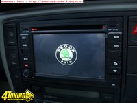 DVD AUTO Navigatie Witson Dedicata Skoda Octavia 1 Internet 3g Tv Dvd Gps Car Kit Usb Divx Picture In Picture