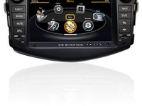 DVD GPS AUTO Navigatie Dedicata Toyota Rav 4 Carkit Internet 3g NAVD-c018