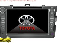 DVD GPS AUTO TOYOTA COROLLA GPS CARKIT TV NAVD-c063