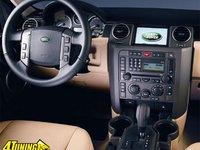 DVD navigatie Land Rover Discovery 3 harta 2014 2015 Romania Europa harti detaliate