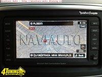 DVD navigatie Mitsubishi Pajero Lancer 2015 2016  harta Romania