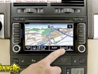 DVD Navigatie VOLKSWAGEN RNS 510 Golf Passat Touareg ROMANIA 2016 V13
