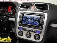 DVD navigatie Volkswagen Touran RNS 510 harta 2016 Romania Europa
