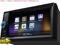 DVD Player Auto Clarion NX503E 2DIN UniversAL 4x50W iPod/iPhone Aux USB MP3 MP4 DivX