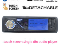 Dvd Player Auto Universal Ecran 3'' Fata Detasabila USB SD DIVX 2 Iesiri Video Model P-300