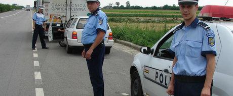 Editorial: oficial, in Bucuresti nu mai exista Politie Rutiera