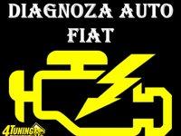 Efectuez diagnoza test tester auto Fiat Bucuresti