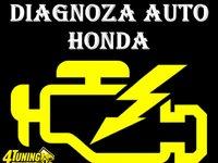 Efectuez diagnoza test tester auto Honda Bucuresti