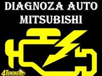 Efectuez diagnoza test tester auto Mitsubishi Bucuresti