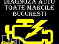 Efectuez diagnoza test tester auto toate marcile Bucuresti