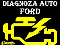 Efectuez diagnoza tester test auto Ford Bucuresti