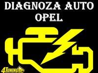 Efectuez diagnoza tester test auto Opel Bucuresti