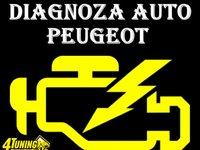 Efectuez diagnoza tester test auto Peugeot Bucuresti