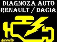 Efectuez diagnoza tester test auto Renault si Dacia Bucuresti