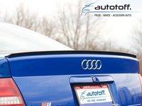 Eleroane portbagaj AUDI, BMW, SKODA, VW - slim din plastic model M !