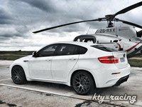 ELERON BMW X6 E72 HYBRID PORTBAGAJ PERFORMANCE