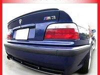 Eleron Portbagaj BMW E36 seria 3 limo Plastic Abs Tip M M3