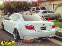 Eleron Portbagaj BMW E60 Seria 5
