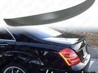 Eleron portbagaj Mercedes Benz S Class W221 4D Sedan AMG Type material plastic ABS