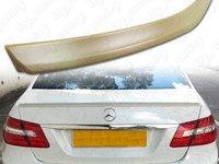 Eleron Portbagaj Mercedes W212 model AMG E Klasse Plastic Abs