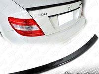 Eleron portbagaj model AMG Plastic Abs Dedicat Mercedes W204 C Class Klasse
