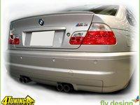 Eleron portbagaj tip M BMW e46 Coupe