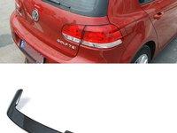 Eleron portbagaj VW GOLF 6 GTI din Carbon