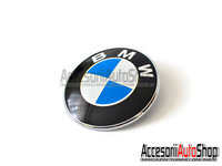 Emblema capota portbagaj BMW E36 E46 E39 E60 E90 E91 E92 X5 X6 etc.