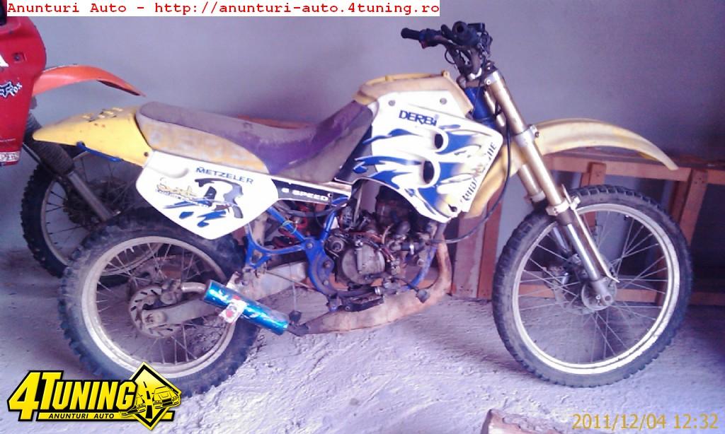 Enduro cross de vanzare second hand de vanzare in bazar 4tuning gt moto