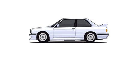 Este cel mai cunoscut BMW din istorie. Uite cum s-a schimbat modelul Seria 3 de-a lungul timpului.